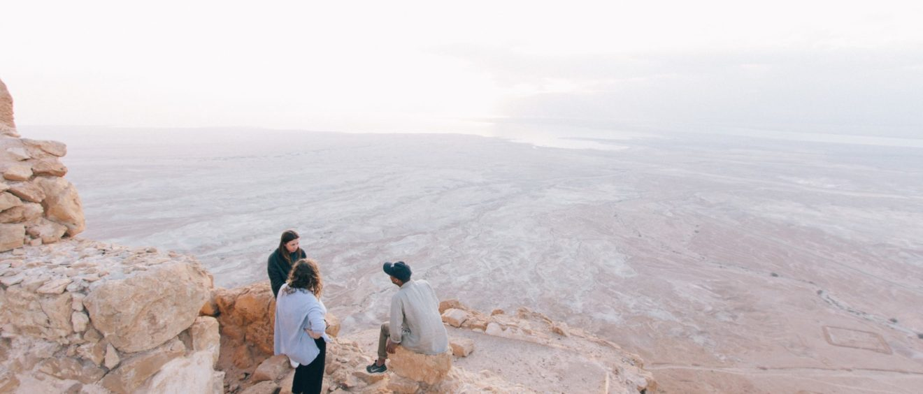 12 Fierce Conversations In The Desert