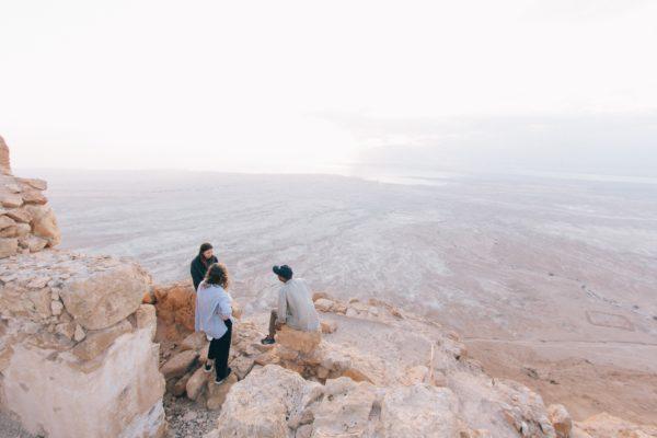 12 Fierce Conversations In The Desert