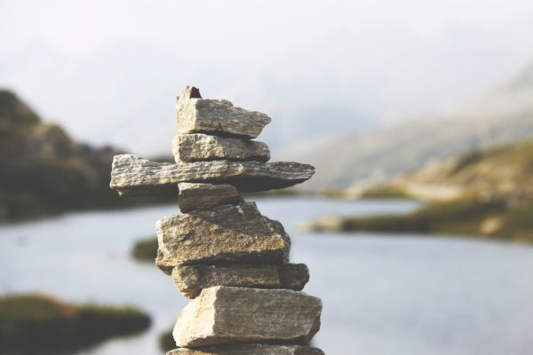28 Rocks Balance Productivity