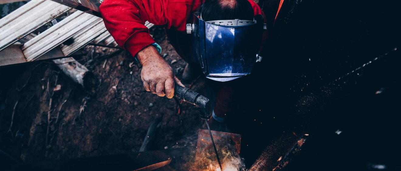 44 Welding Conflict Labor Capital